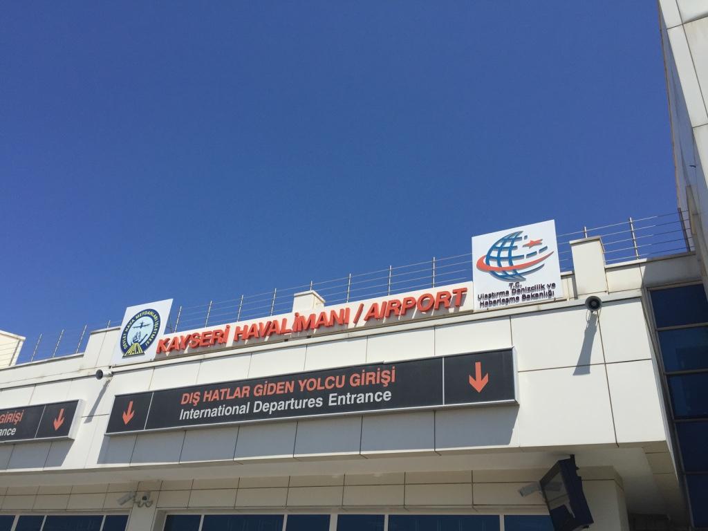 Aeropuerto Kayseri