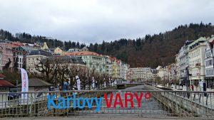 Karlovy Vary y sus aguas curativas
