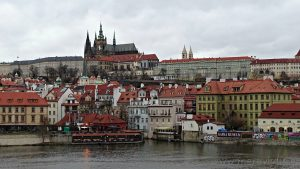 Guía de transporte de Praga