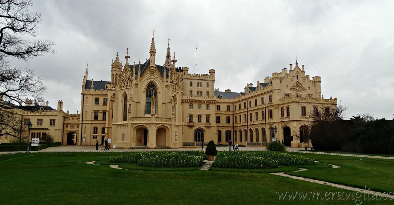 palacio lednice