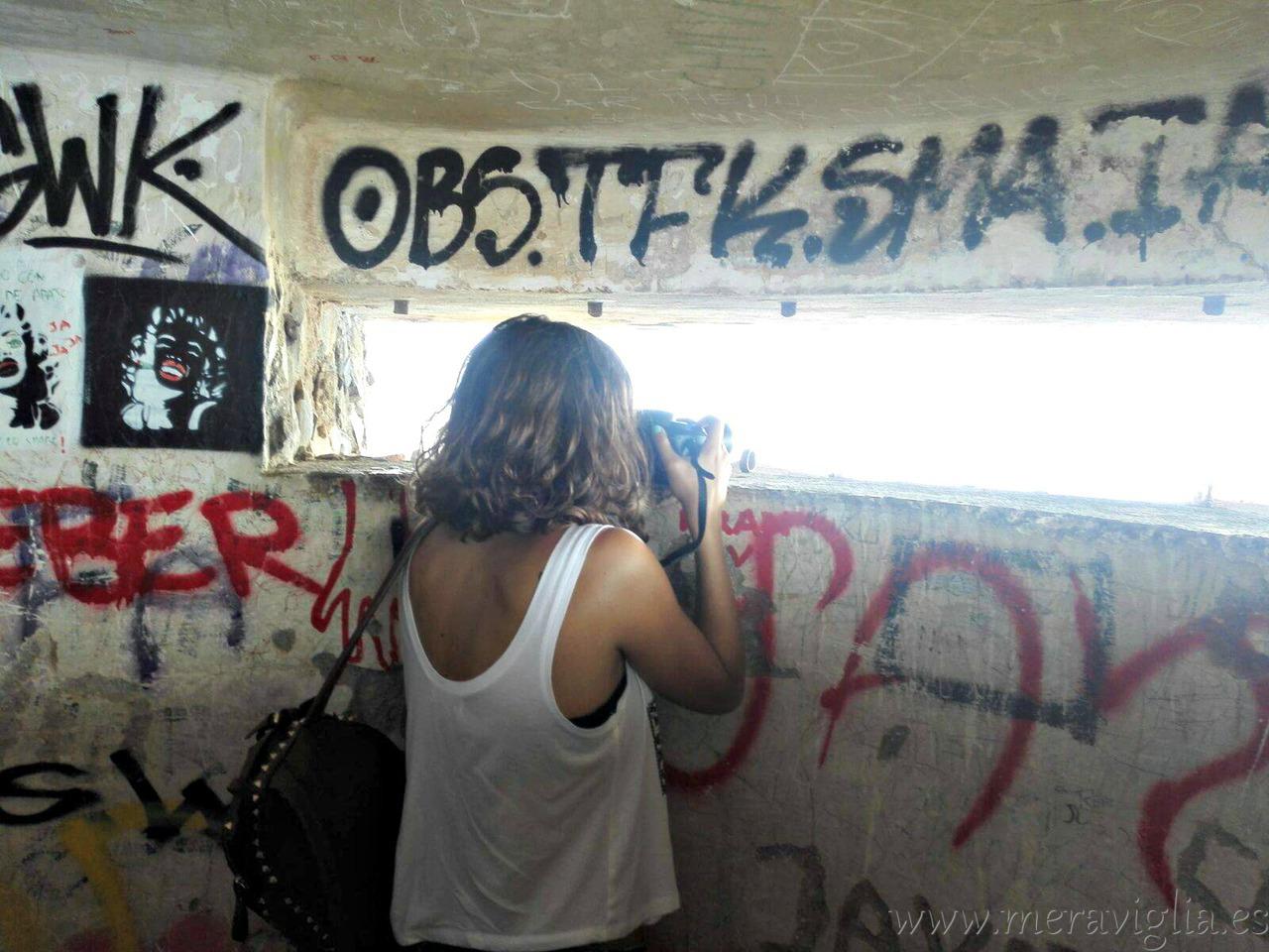 bunker tenerife