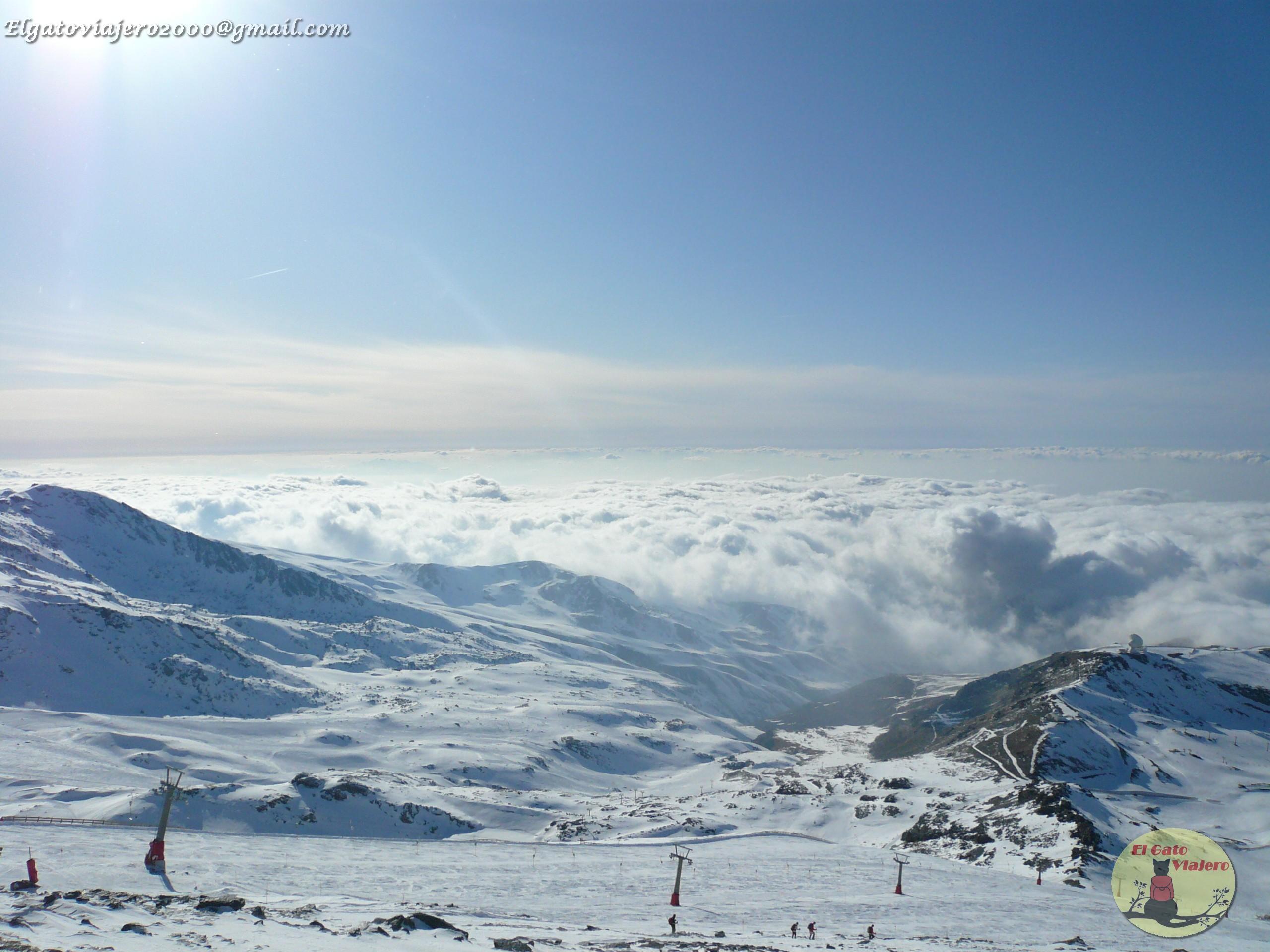 Granada invierno