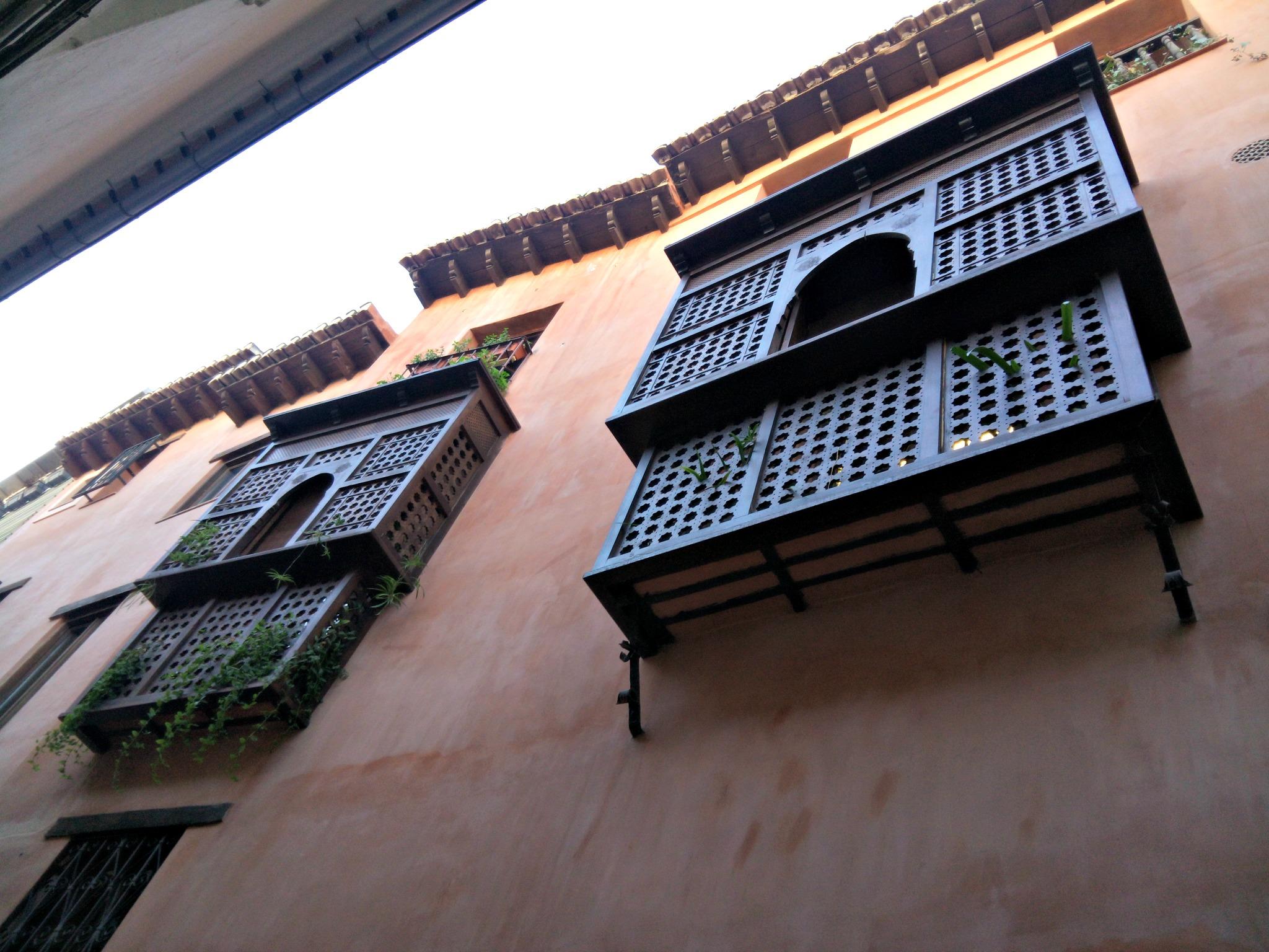 Granada unos ba os rabes propios de la alhambra meraviglia - Banos arabes hammam granada ...
