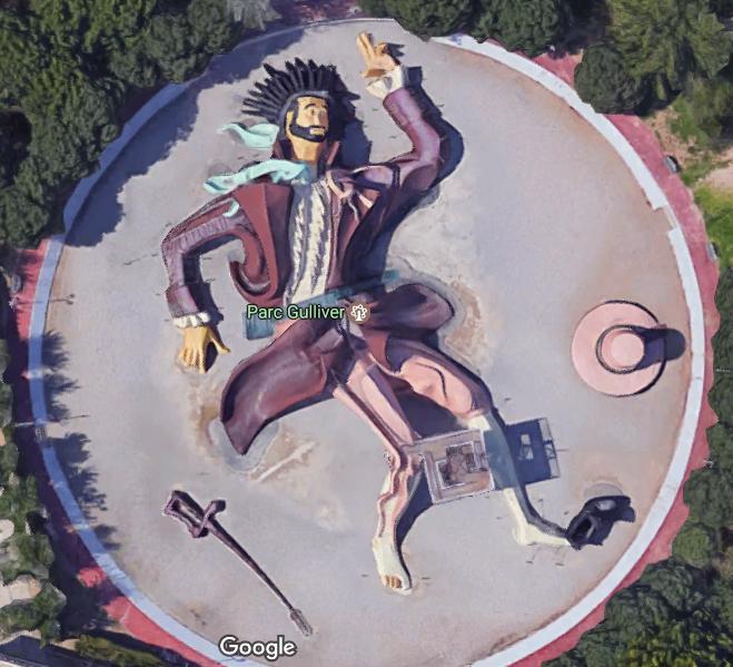 Parque Gulliver, Valencia