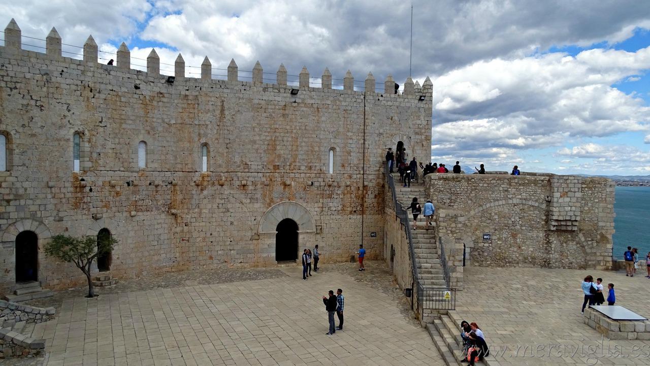 Castillo del Papa Luna, Peñiscola