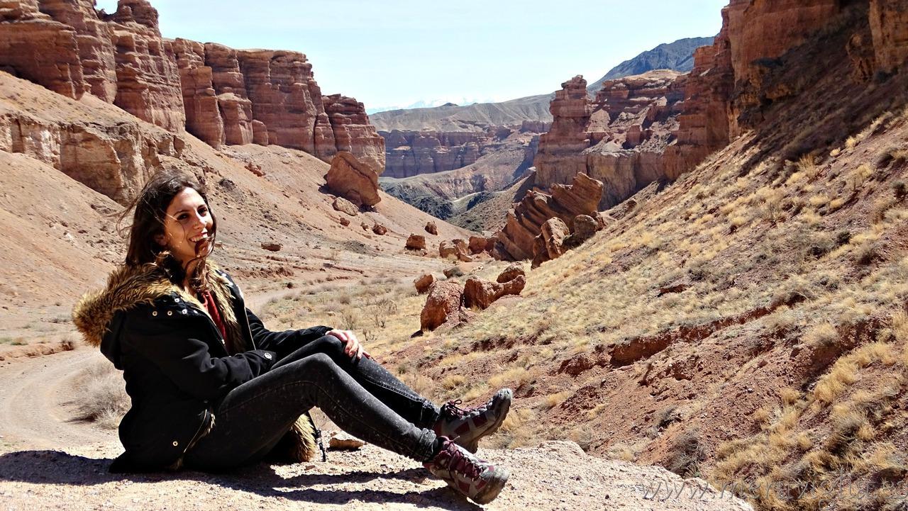 Charyn Canyon, Kazajistan