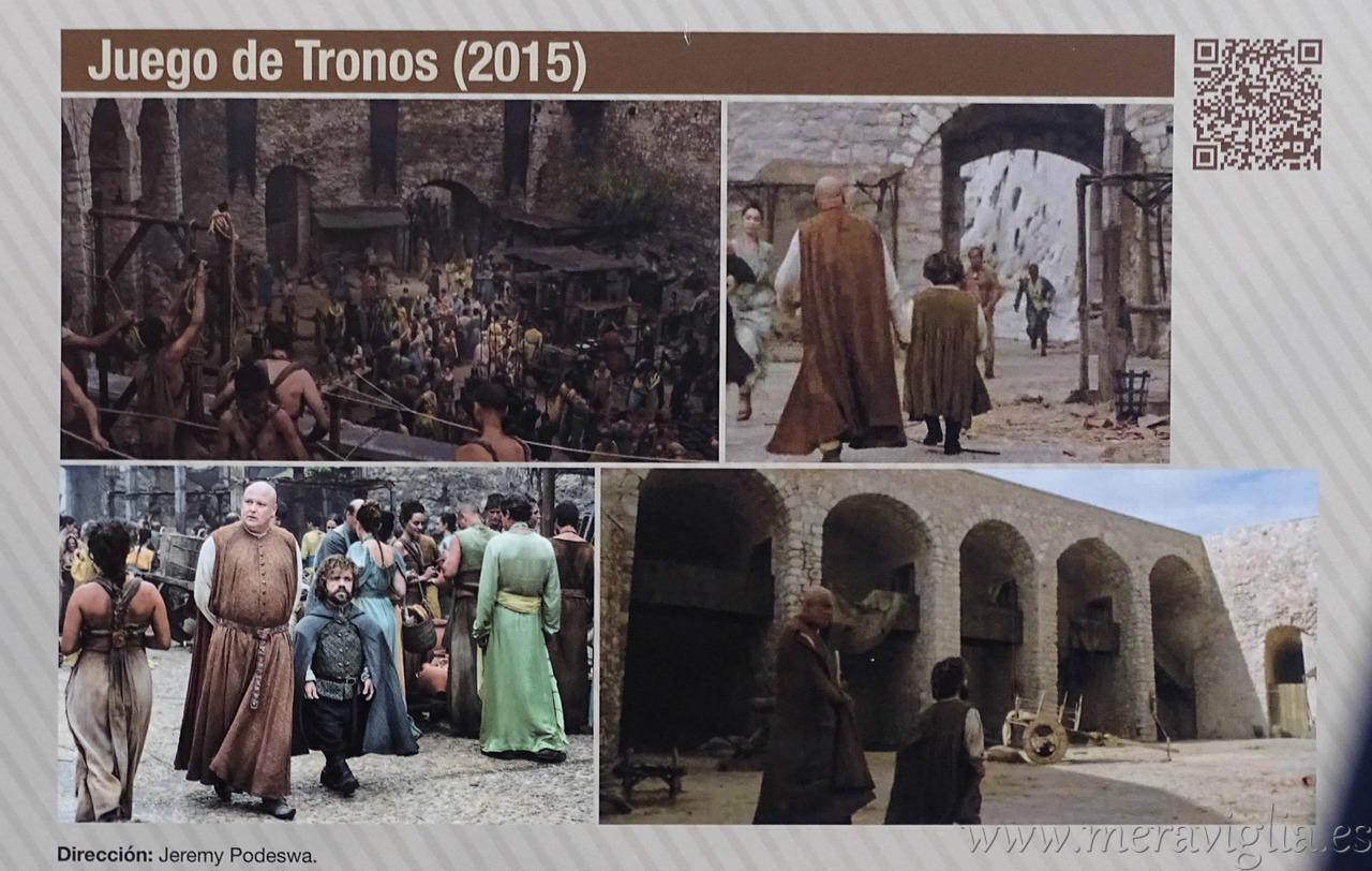 Juego de Tronos en Peñiscola