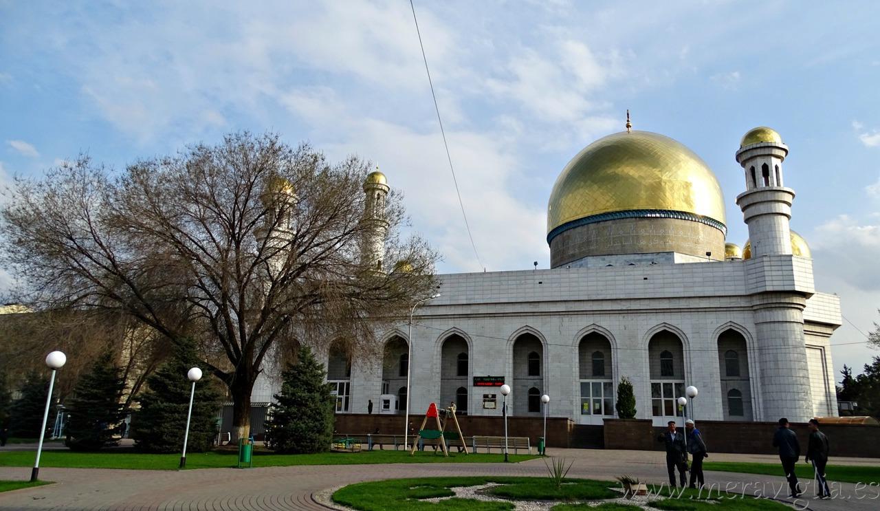 Mezquita Central de Almaty