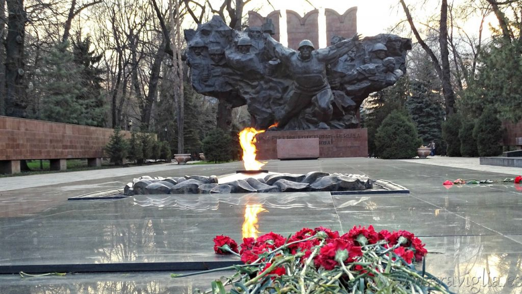 Memorial Guerra Almaty