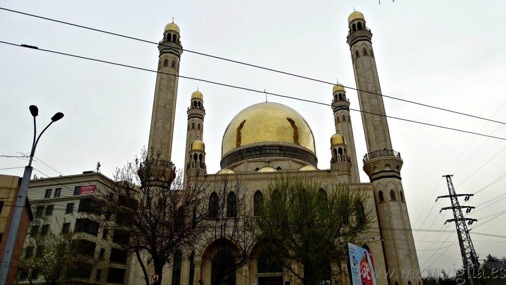 Mezquita Baiken, Almaty