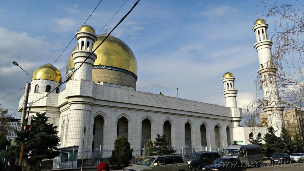 Mezqutia Central de Almaty