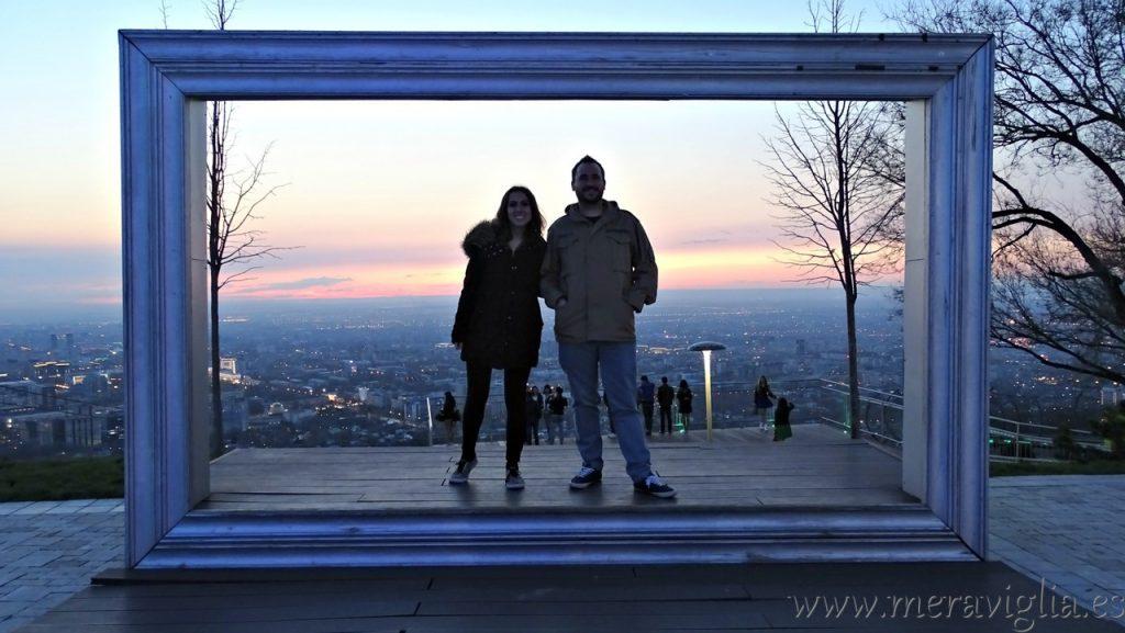 Mirador de Almaty