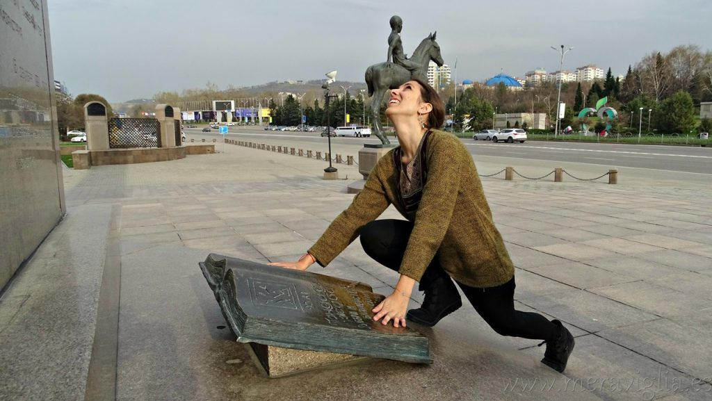 Pidiendo un deseo en Almaty
