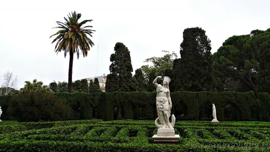 Jardin de Monforte, Valencia