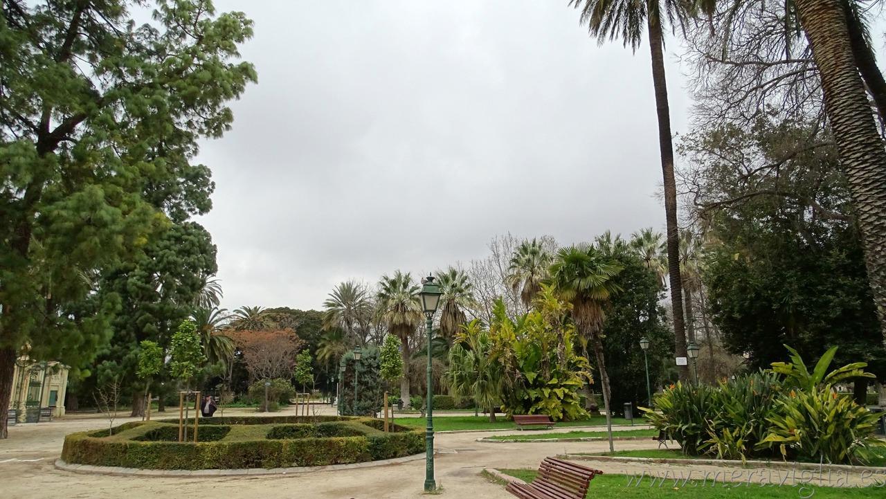 Los mejores parques y jardines de valencia 2 meraviglia for Jardines de tabarca valencia