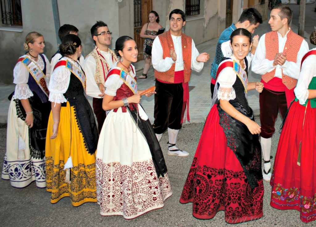 Fiesta de la Vendimia de Requena