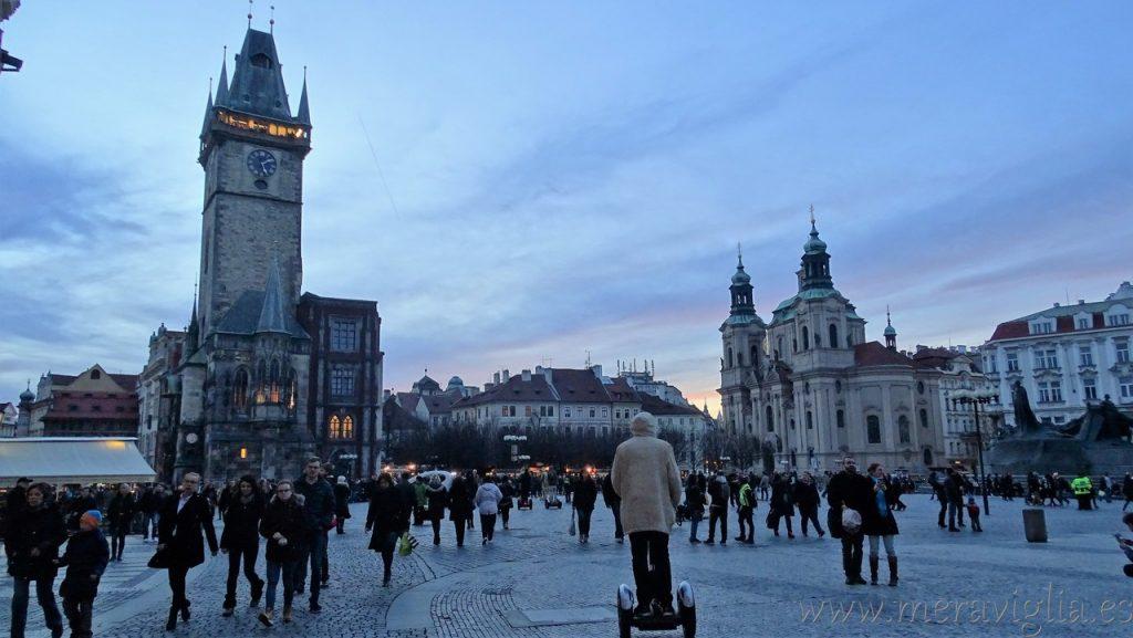El turismo en Praga