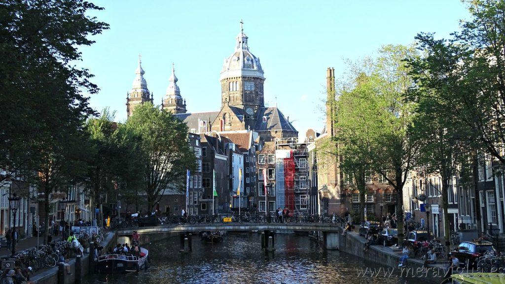 Iglesia Barrio Rojo Amsterdam