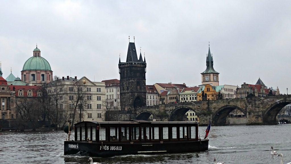 Praga, una ciudad preciosa
