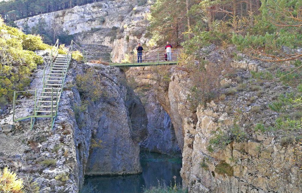 Barranco de la Hoz de Calomarde