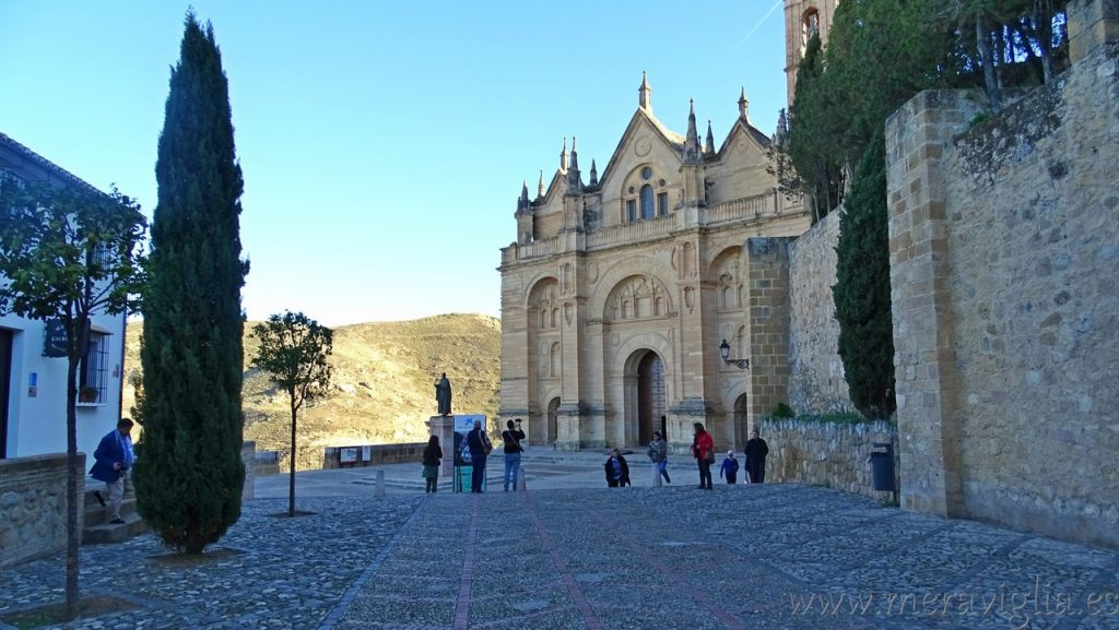 Colegiata de Santa Maria, Antequera