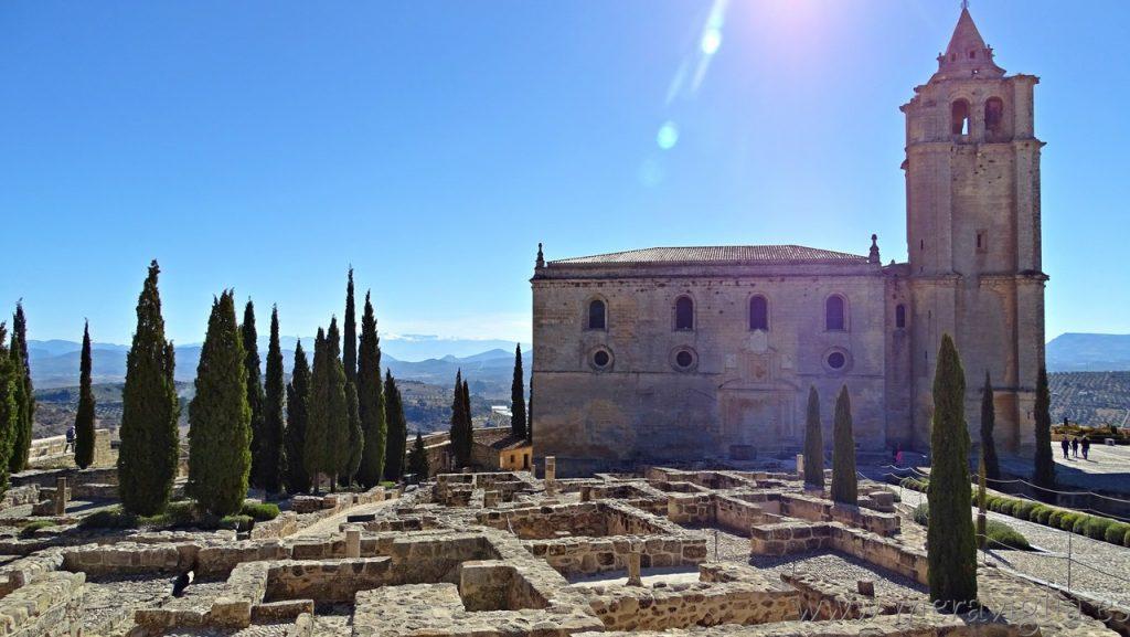 Iglesia Fortaleza de la Mota, Alcala la Real