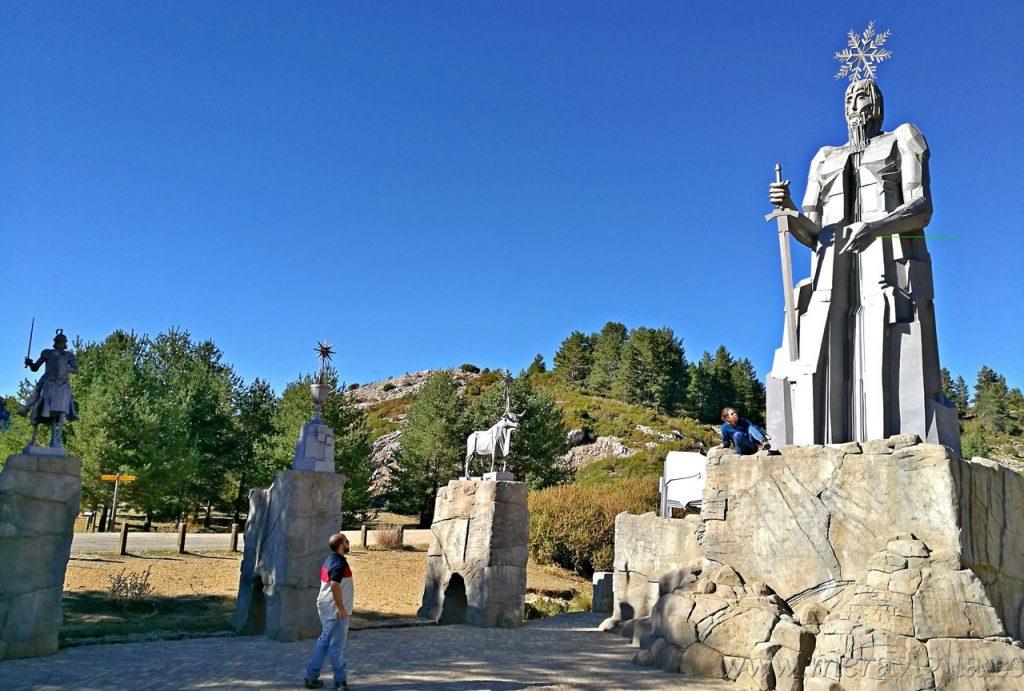 Monumento al Nacimiento del Rio Tajo