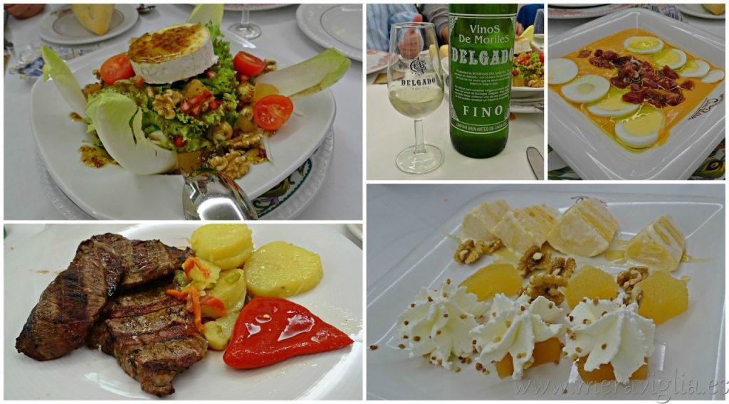 Restaurante Casa Pedro Puente Genil