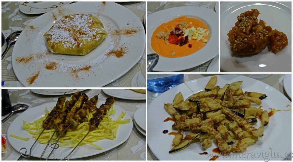 Restaurante Leila Antequera