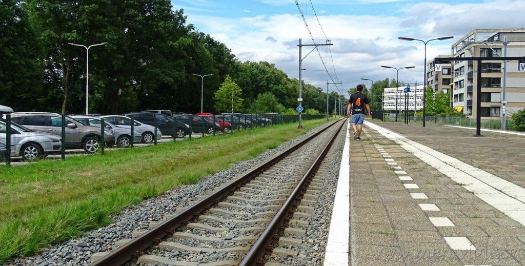 Estacion de tren de Kerkrade
