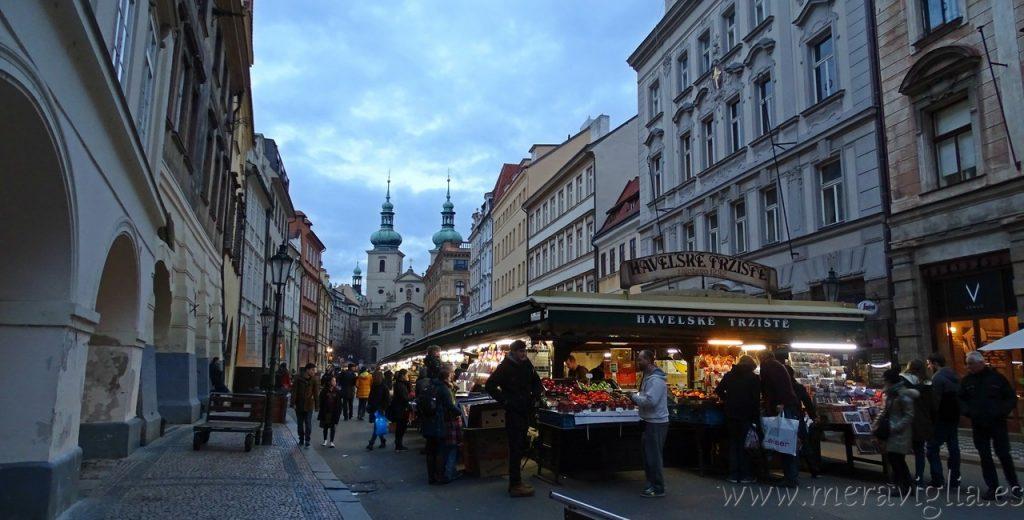 Mercado de Praga
