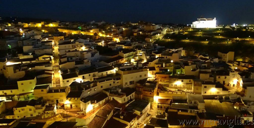 Velez-Malaga de noche