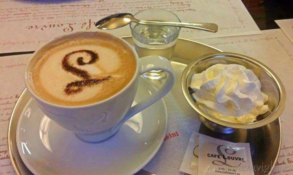 La mejor cafetería de Praga
