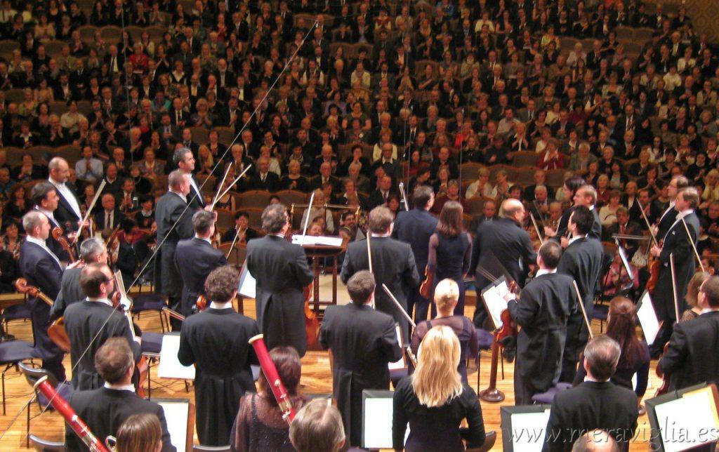 Czech Philharmonic, Praga