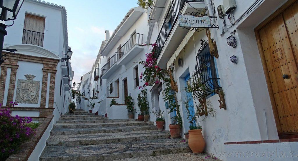 Frigiliana, uno de los pueblos mas bonitos de Espana