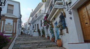 Los pueblos más bonitos de España: Frigiliana