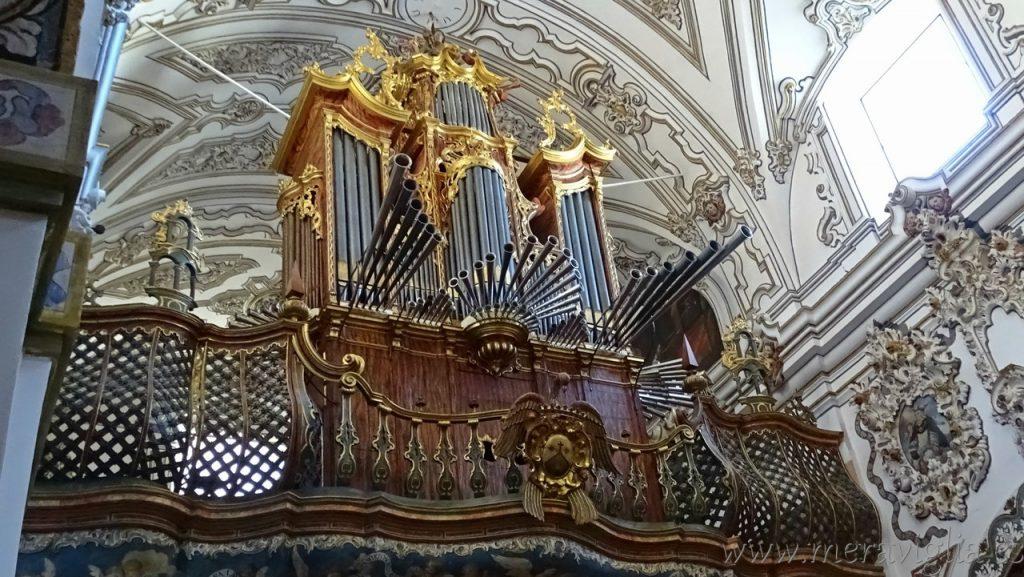 Iglesia de los Descalzos, Ecija