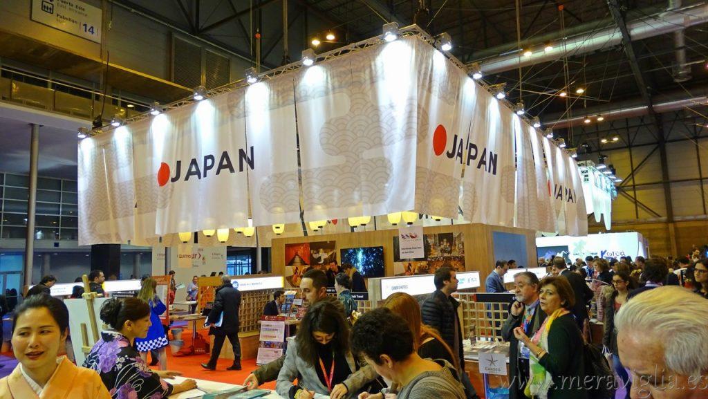 Japon en Fitur 2018