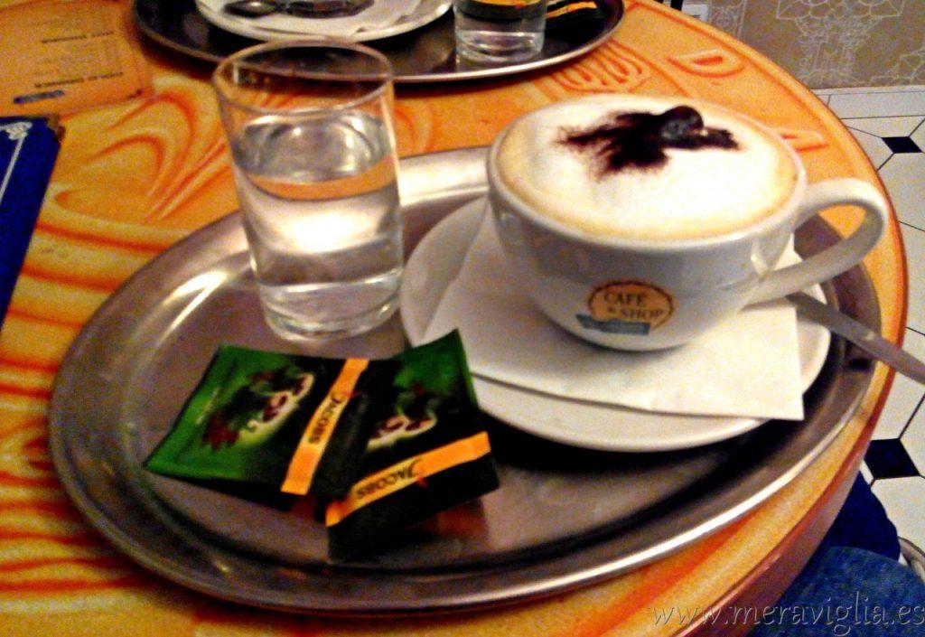 Kolonada Cafe Praga