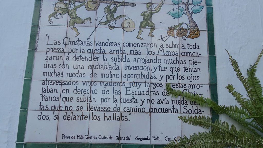 La historia de Frigiliana, Malaga