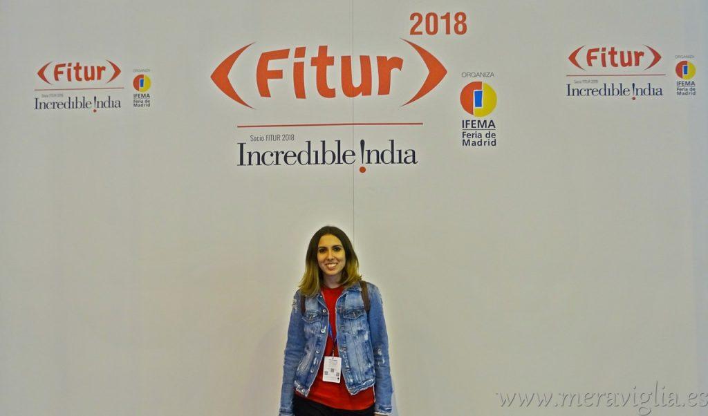 Mi experiencia como travel blogger en Fitur