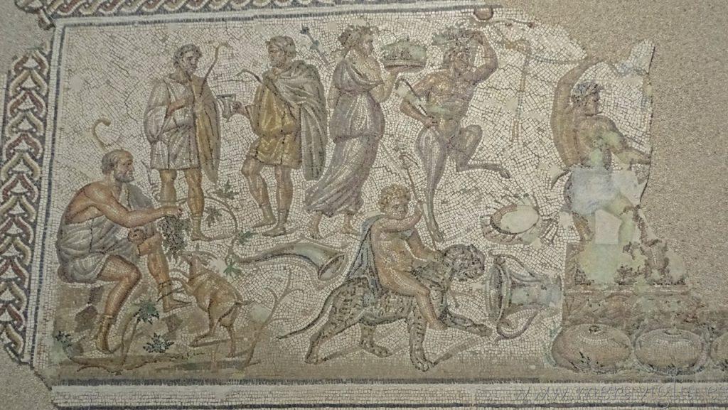 Mosaico Romano, Museo de Ecija