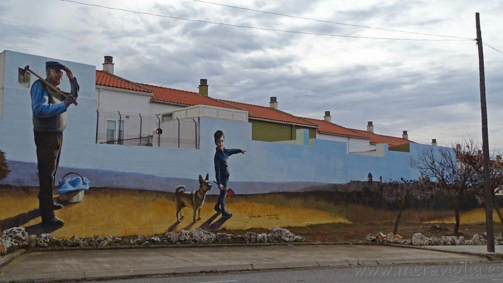 Mural de Requena