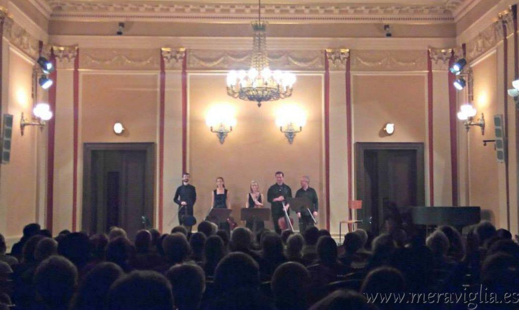 Musica de camara en el Rudilfinum