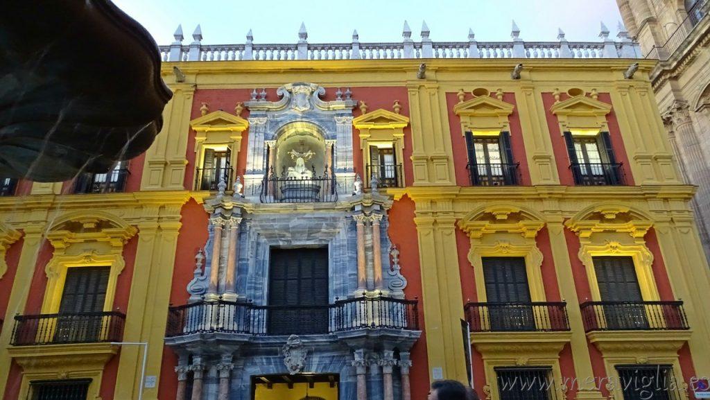 Palacio Episcopal, Malaga