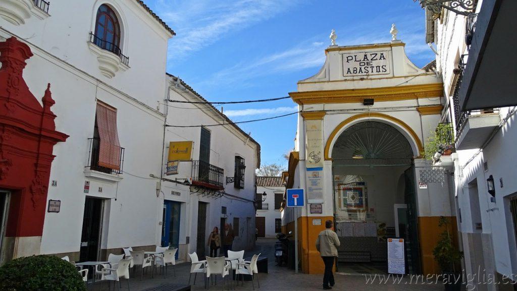 Plaza de Abastos, Ecija