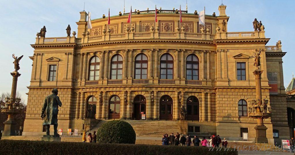 Rudolfinum, Praga