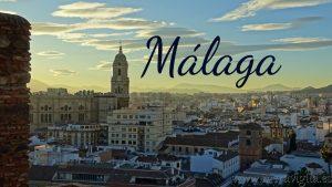Un día en la ciudad de Málaga