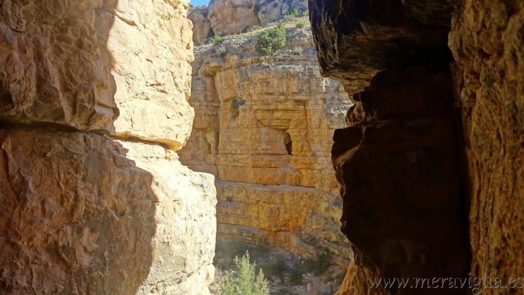 Vistas desde el Acueducto Albarracin-Cella