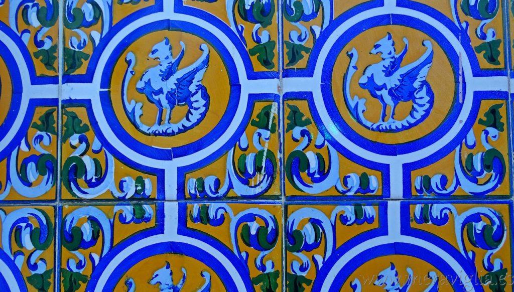 Azulejos del Cabanyal ,Valencia